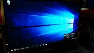 NEC LaVie Windows 10 クリーンインストール。