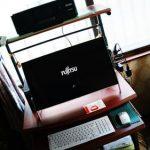 エディオンオリジナルPC 富士通  KuaL ESPRIMO FMVF52B1WG 購入後の設定。