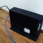 PCにプロバイダ情報を登録(PPPoE)してインターネットに接続できない。