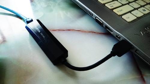 USB LANアダプタ