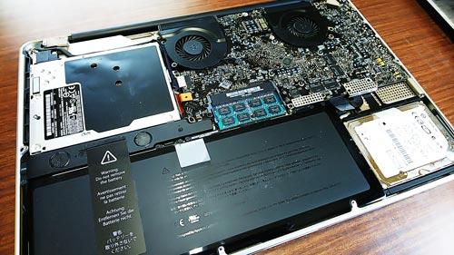MacBook Pro 分解