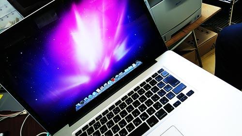 MacBook Pro 復活