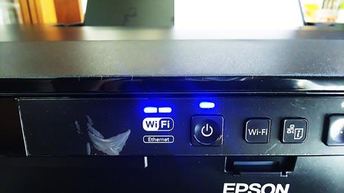 エプソン プロセレクション SC-PX7VII Wi-Fi接続