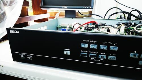 セコム DIGITAL VIDEO RECORDER DV-R0830