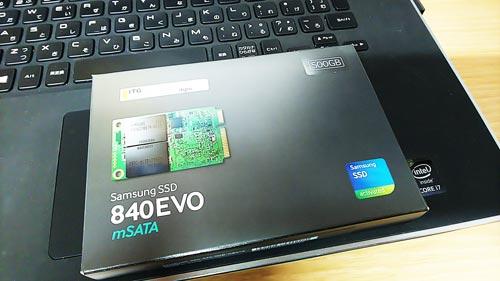 Samsung 840 EVO mSATA