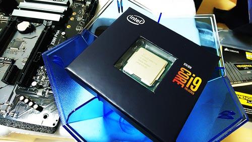 Core i 9 i9-9900K