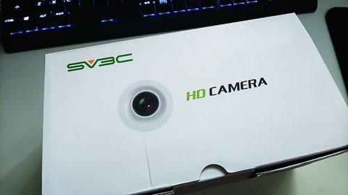IPカメラ SV3C B06W-5MP-HX