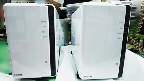 Synology Diskstation DS215j DS220j