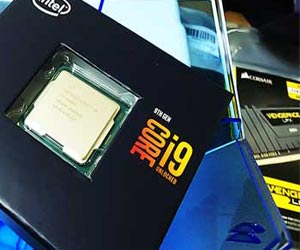 CPU Intel Core i 9