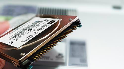 IDE 2.5インチ ハードディスク